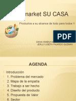 Modelo de Negocio Minimarket SU CASA