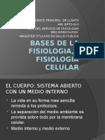 Bases de La Fisiologia, Fisiologia Celular