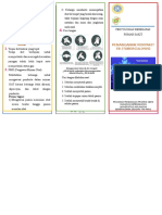 Leaflet Penanganan TBC