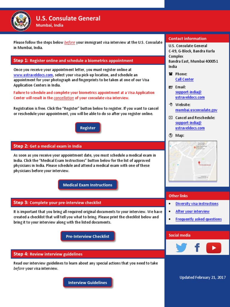 BMB - Mumbai   Permanent Residence (United States)   Travel Visa