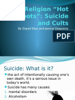 suicide and cults
