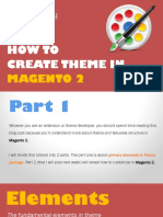 How to Create Theme in Magento 2