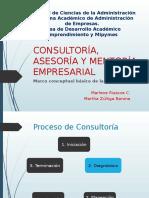 5 Proceso Consultoría DIAGNOSTICO