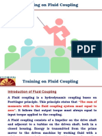 Training on Fluid Coupling