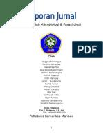 Mata Kuliah Mikrobiologi and Parasitologi