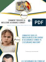 Soumissions Assurances - Condo ou copropriété