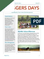Driggers Days Spring 2017
