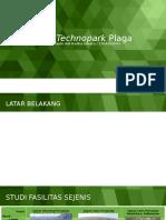 Agro Technopark Plaga PPT
