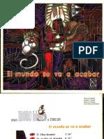 DC007 - Mono Blanco y Stone Lips. El Mundo Se Va Acabar