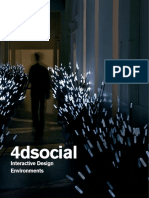 4dsocial - Interactive Design Environments