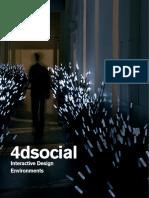 4dsocial - Interactive Design Environments