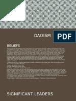 daoism ap world