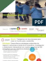 Presentación Sesión de Trabajo Kickoff Meeting Guadalajara Feberero 2017