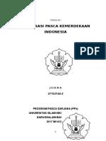 Islamisasi Pasca Kemerdekaan Indonesia
