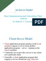 Client Server Presentation