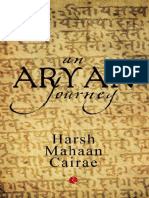 An Aryan Journey - Harsh Mahaan Cairae.epub