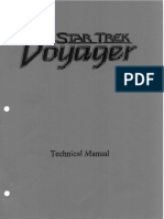 Star Trek Voyager Technical Manual