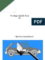 Driving Safety Hindi