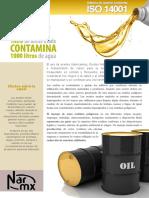Notinarmex aceites