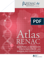 Atlas RENAC. Guía Para La Detección y Descripción de Las Anomalías Congénitas (2014)
