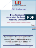 KOL Hypertesnion With CV Problems Associated Conditions