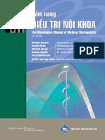 Cam Nang Dieu Tri Noi Khoa (Lược Dịch)