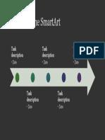 Basic Timeline SmartArt