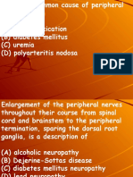 Board Review - Diabetic Peripheral Neuropathy
