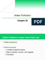 Ch 20 Water Pollution