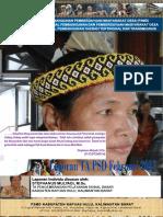 Monthly Individual Report - P3MD - Stephanus Mulyadi - TA PSD Kapuas Hulu-February 2017