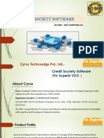 Special 15% Discount on Credit Society Software