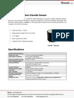 Isweek MINIR - Low Power Carbon Dioxide Sensor