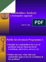 04 Stakeholders Analysis