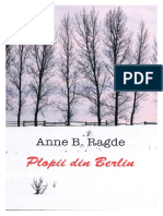 Anne B. Ragde - Plopii Din Berlin