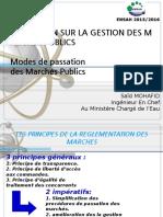 03 - Modes de Passation