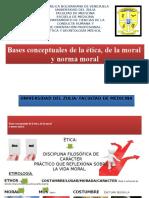 1-Bases Conceptuales de La Etica & Moral