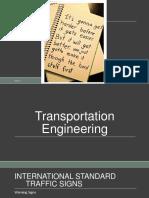 Traffic Signs PDF