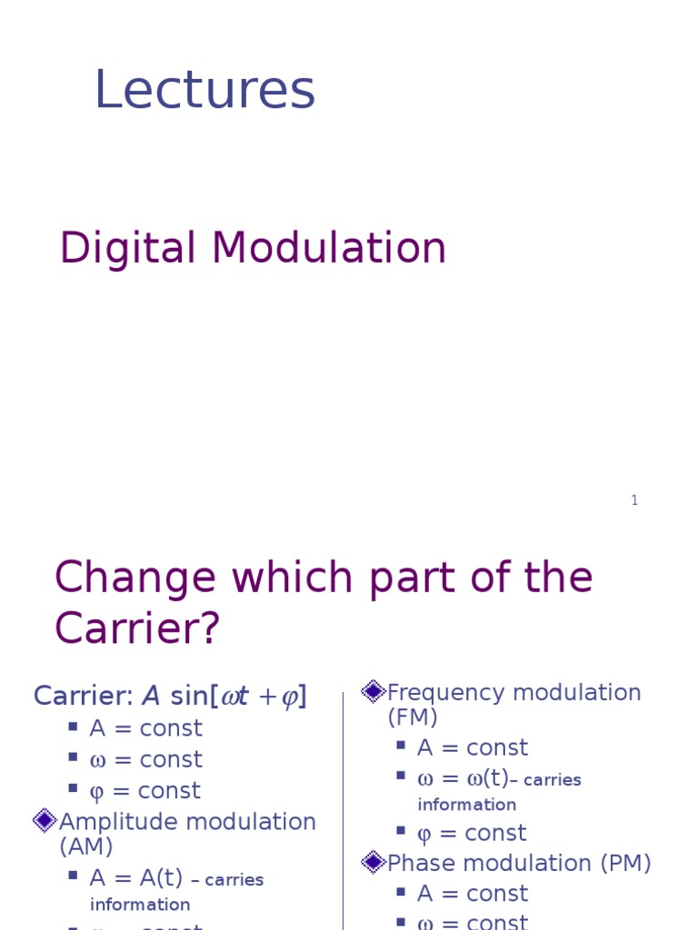 Modulation 4ppt Radio M Ary Psk Transmitter Block Diagram
