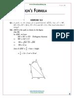 9 Maths NcertSolutions Chapter 12 2