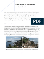 Ocean Solid Waste & Its Consequences