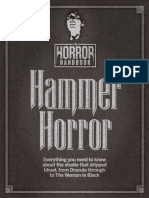 SciFi Now HSpecial - Hammer Horror 2014