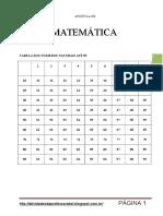 Apostila de Matemática1