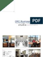 OEC Business Interiors Studio Solutions