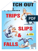 Slip, Trips and Fall