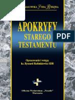 Apokryfy StaregoTestamentu Fragment
