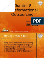 Transformational Outsourcing
