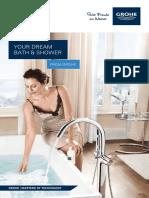GROHE BoB Bath Shower 2016