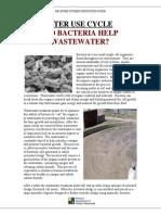 How Bacteria Eat Waste Generic