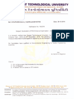 Notification for Ph.D. Entrance Test 2016-17 Result (1)