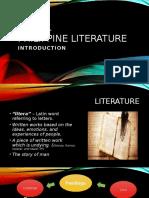 Philippine Literature 101